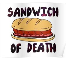 Sandwich of Death Poster