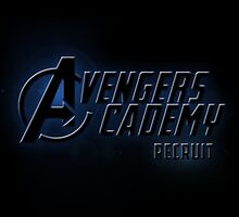 Avengers Academy Recruit by ThreadofLife