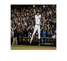 jumping jeter Photographic Print