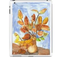 Autumn Leaves On Display iPad Case/Skin