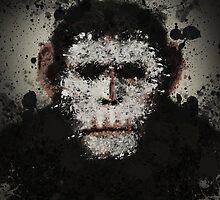 Ceasar Face Paint by vinpez