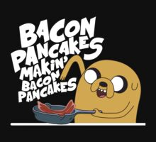 Makin' Bacon Pancakes! by HarBor21