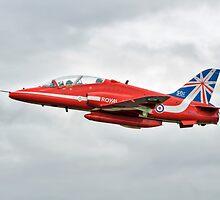 2014 Red Arrows - Hawk T1A by © Steve H Clark