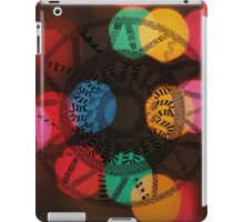Circle Patterns v.3 iPad Case/Skin