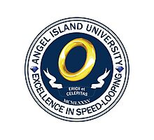 Angel Island U. - SuperSonic Degrees! Photographic Print