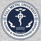 Full Metal University: Alchemy and Transmutation Studies by Chronotaku