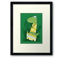 Hop-on-hop-off Framed Print