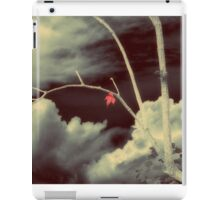 Lonely As A Night Sky iPad Case/Skin
