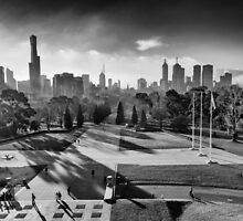 Melbourne by Amy Williams