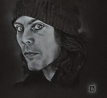 Ville Valo by sbunny
