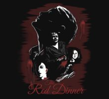 The Red Dinner - Hannibal by FandomizedRose