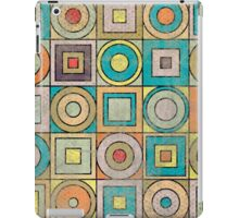 Patchwork I iPad Case/Skin