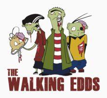 The walking Edds - Ed , Edd and Eddy - The walking dead Kids Clothes