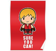 Sure You Can! Poster