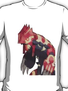 Primal Groudon T-Shirt