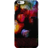 The Miracles... iPhone Case/Skin