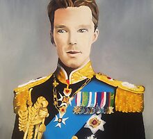 sir cumberbatch by cocosuspenders