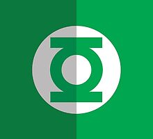 The Green Lantern by expressivemedia