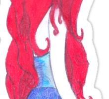 The Lost Princess Sticker