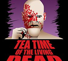 Tea Time of the Living Dead by DoodleDojo