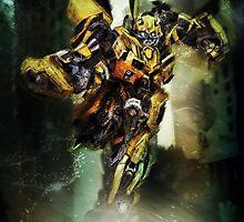 Bumblebee by Hamzilla