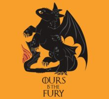 Ours is the night fury by DragonDodo