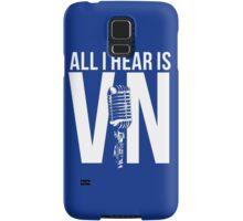 All I Hear Is Vin  Samsung Galaxy Case/Skin