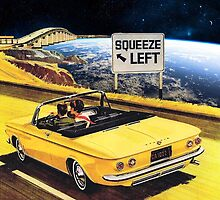 Squeeze Left by TRASH RIOT