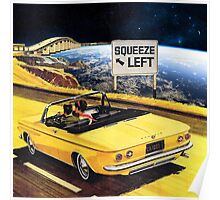 Squeeze Left Poster
