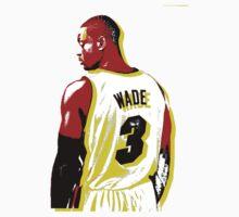 WADE Stencil Design Kids Clothes