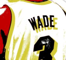 WADE Stencil Design Sticker