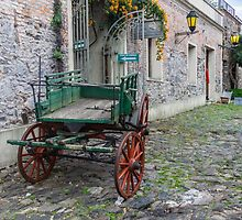 Ancient city of Colonia del Sacramento (3) by Mathieu Longvert
