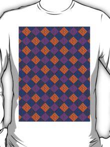 More Like Pixelate Tartan #2 T-Shirt