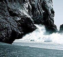 Wrath of The Ocean by LaFramboise