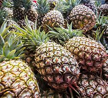 Pineapples by SmackPics