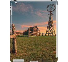 Homestead 1880 iPad Case/Skin