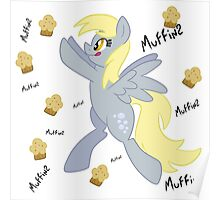 Derpy Hooves: Muffinz Poster