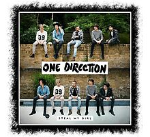 One Direction - Steal My Girl by karenguyen