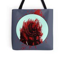 Blood Mist Warrior Tote Bag
