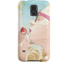Soap Bubble Samsung Galaxy Case/Skin