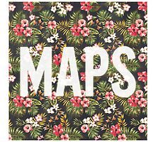 Maroon 5 - Maps by karenguyen