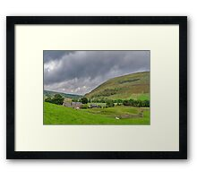 Keld Views Framed Print