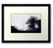 Look to Windward Framed Print