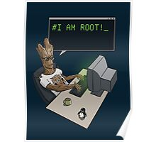 I am Root! Poster