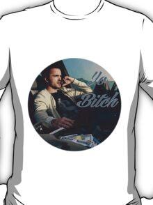 Jesse Pinkman - Yo Bitch - Breaking Bad T-Shirt