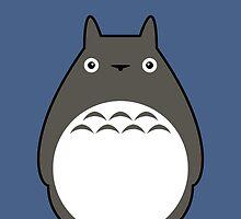 Totoro by Rebekhaart
