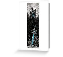 World of Warcraft: Wrath of the Lich King Greeting Card