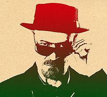 Walter White aka Heisenberg by chris2766