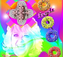 Go Nuts with Paula's Fresh Donuts by STORMYMADE