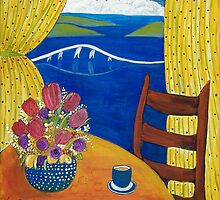 Coffee With A View by Lee Owenby
